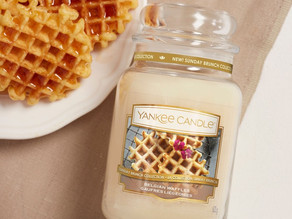 Belgian Waffles by Yankee Candle Review