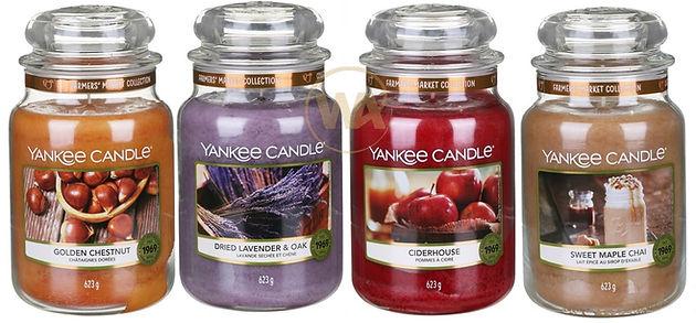 fall autumn yankee candle UK EU 2019 wax