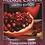 Thumbnail: Pomegranate Jubilee Village Candle Wax Crumble Pot 22g