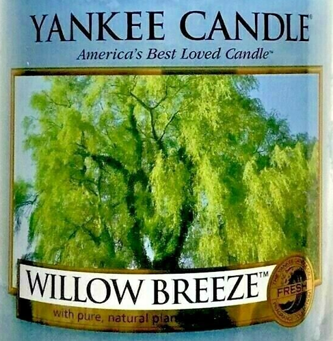 Willow Breeze USA Yankee Candle Wax Crumble Pot 22g