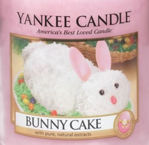 Bunny Cake USA Yankee Candle Wax Crumble Pot 22g