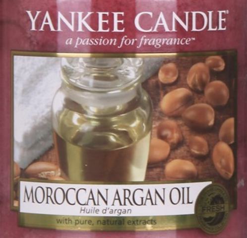 Moroccan Argan Oil Yankee Candle Wax Crumble Pot 22g