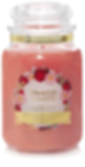 Salt Mist Rose  Yankee Candle 50th anniv