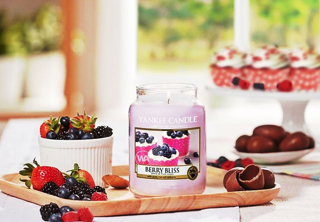 berry bliss yankee candle wax addicts 20