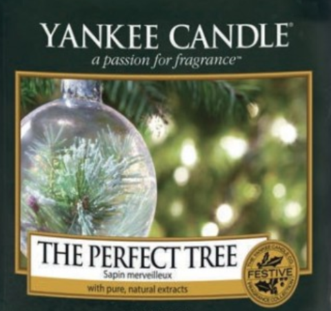 The Perfect Tree Yankee Candle Wax Crumble Pot