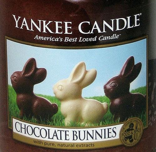Chocolate Bunnies USA Yankee Candle Wax Crumble Pot