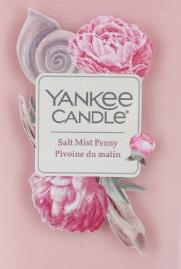 Salt Mist Peony Elevation Yankee Candle Soy Wax Crumble Pot 22g