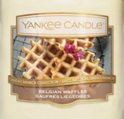 Belgian Waffles USA Yankee Candle Wax Crumble Pot 22g