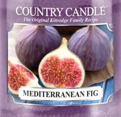 Mediterranean Fig Kittredge/Country Candle Wax Crumble Pot 22g