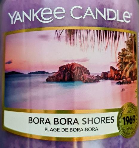 Bora Bora Shores 2021 Yankee Candle Wax Crumble Pot