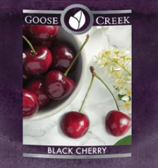 Black Cherry USA Goose Creek Wax Crumble Pot