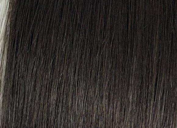 "18"" Luxury Clip Ins  #1B Natural black"