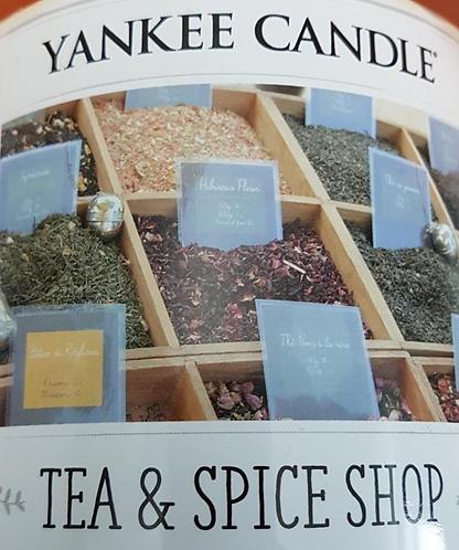 Tea and Spice Shop USA Yankee Candle Wax Crumble Pot