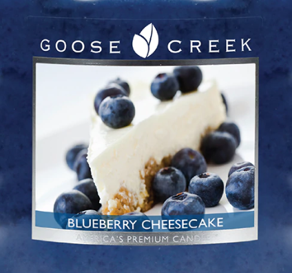 Blueberry Cheesecake Goose Creek Wax Crumble Pot 22g