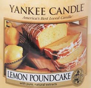 Lemon Poundcake USA Yankee Candle Wax Crumble Pot 22g