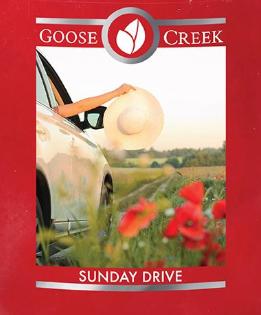 Sunday Drive Goose Creek Wax Crumble Pot 22g