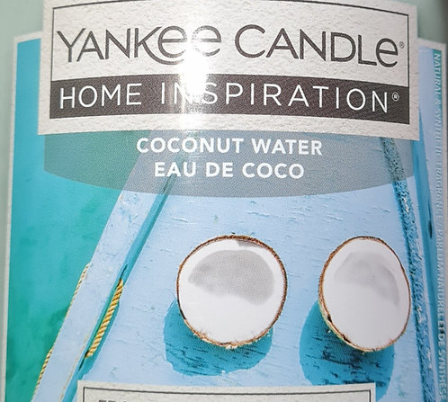 Coconut Water 2021 Yankee Candle Wax Crumble Pot