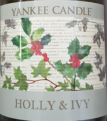 Holly & Ivy USA Yankee Candle Wax Crumble Pot 22g