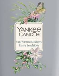 Sun-Warmed Meadows USA Elevation Yankee Candle Soy Wax Crumble