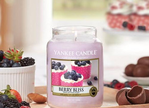 Berry Bliss by Yankee Candle Review
