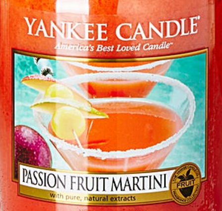 Passion Fruit Martini Yankee Candle Wax Crumble Pot