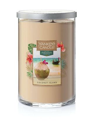 coconut island yankee candle usa 2021 wa