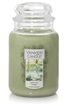Afternoon Escape yankee candle wax addic