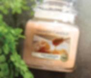 sweet honeycomb yankeE CANDLE Springsumm