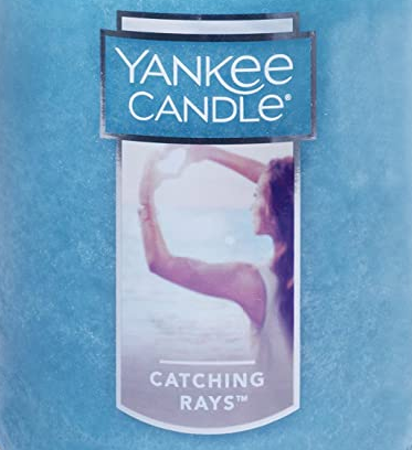 Catching Rays USA Yankee Candle Wax Crumble Pot