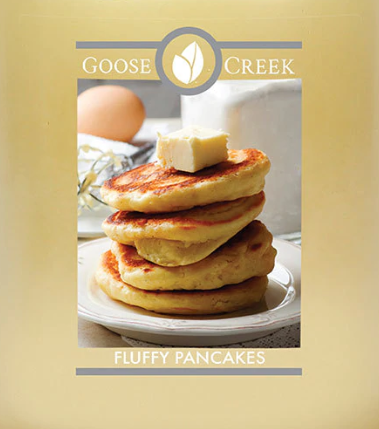 Fluffy Pancakes USA Goose Creek Wax Crumble Pot 22g