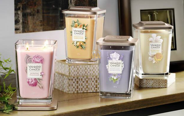 YANKEE CANDLE ELEVATION 2020 COLLECTION