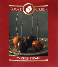 Wicked Treats USA Goose Creek Wax Crumble Pot