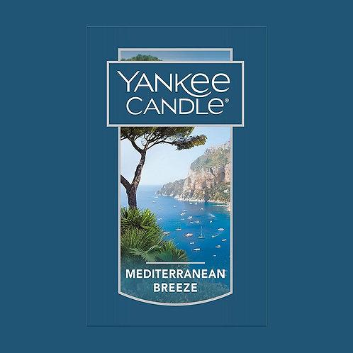 Mediterranean Breeze USA Yankee Candle Wax Crumble Pot 22g
