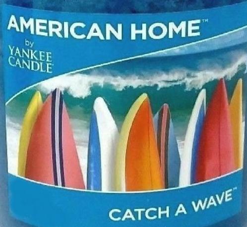 Catch A Wave USA Yankee Candle Wax Crumble Pot