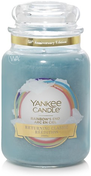 rainbows end yankee candle 2019 annivers