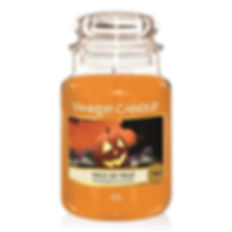trick or treat yankee candle large 2019