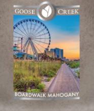 Boardwalk Mahogany USA Goose Creek Wax Crumble Pot