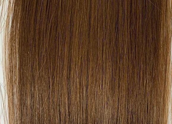 "18"" Luxury Clip Ins #LL11 Medium Brown"
