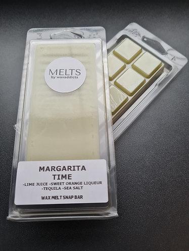 Margarita Time Wax Melt Snap Bar by Wax Addicts