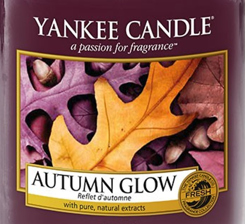 Autumn Glow Yankee Candle Wax Crumble Pot 22g