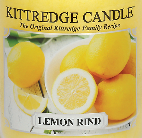 Lemon Rind Kittredge/Country Candle Wax Crumble Pot 22g