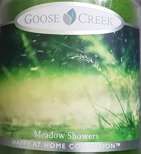 Meadow Showers Goose Creek Wax Crumble Pot 22g