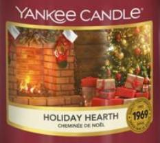Holiday Hearth 2020 Yankee Candle Wax Crumble Pot