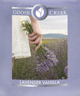 Lavender Vanilla Goose Creek Wax Crumble Pot 22g