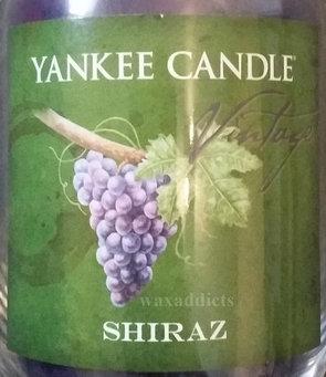 Shiraz USA Yankee Candle Wax Crumble Pot 22g