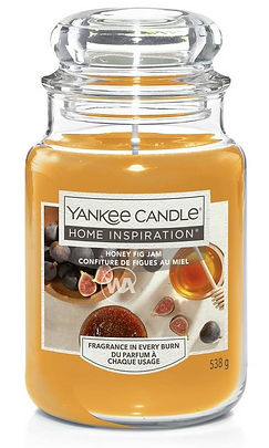 HONEY FIG JAM YANKEE CANDLE HOME INSPIRA