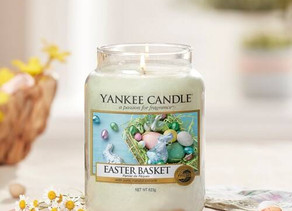 Easter Basket by Yankee Candle Review