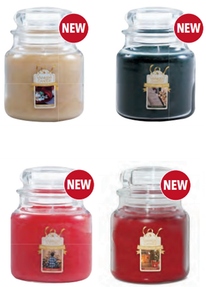 USA 2020 YANKEE CANDLE festive christmas