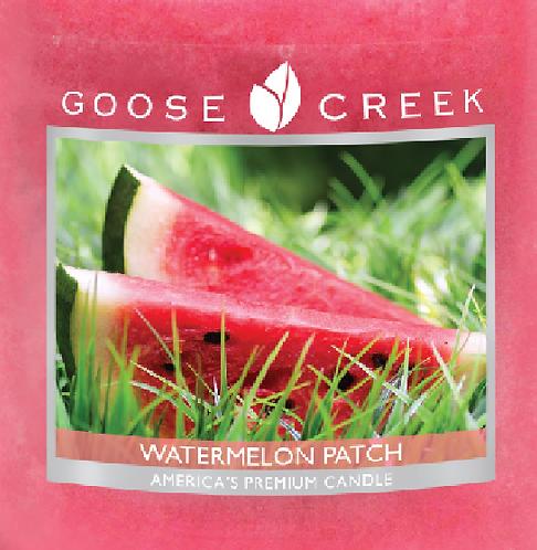 Watermelon Patch Goose Creek Wax Crumble Pot 22g