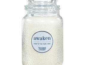 'Awaken' Scent of the Year 2020 by Yankee Candle